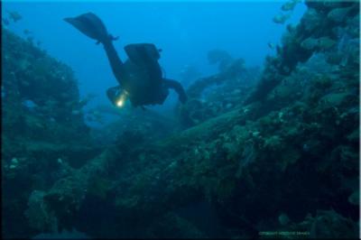 Key Biscayne Wreck Dive-full